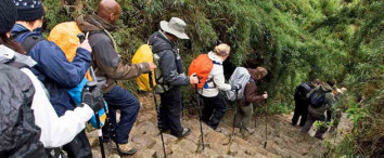 Inca Trail to Machu Picchu 5 days / 4 nights