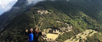 Choquequirao Trek to Machu Picchu 8 Days / 7 Nights