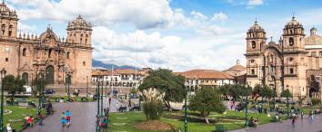 Cusco Walking Tour