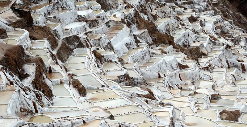 Moray Salt Mine Maras and Machu Picchu 2 days 1 night