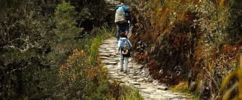Inca Trail Trek 3 days / 2 Nights