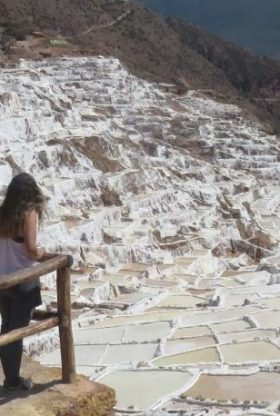 The Inca Salt Mines