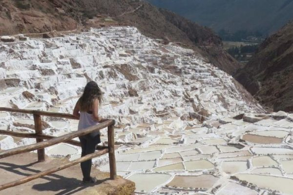 The Inca Salt Mines