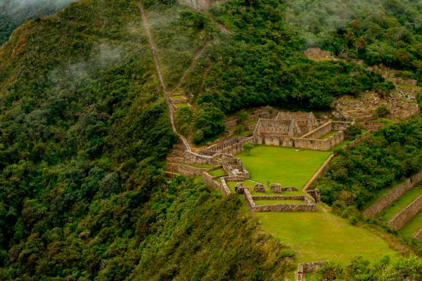 The Epic Choquequirao Trek: The Real Lost City of the Inca