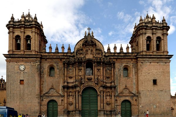 Cusco Cathedral (History)
