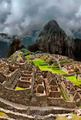 Machu Picchu Sites Are Now Open