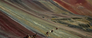 Rainbow Mountain & Vinicunca Trek  2 Days / 1 Night