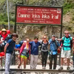 Inca Trail to Machu Picchu 4 Days / 3 Nights – Group Service