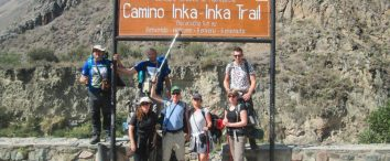 Classic Inca Trail 4 Days / 3 Nights – Private Service