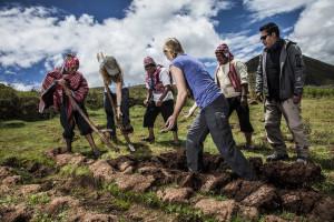Lares trek To Machu Picchu 5 Days
