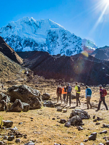 Salkantay Trek to Machu Picchu 5 Days / 4 Nights