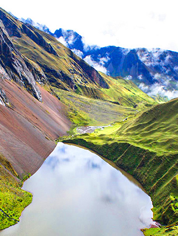 Ancascocha Trek to Machu Picchu 5 Days / 4 Nights
