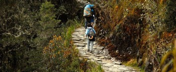 Inca Trail Trek 3 days / 2 Nights