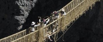 Q'eswachaka  Inca Bridge Tour