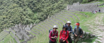 Lares Trek and Short Inca Trail Trek 5 Days / 4 Nights